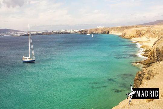 Puente de diciembre a Lanzarote ¡Vuelo + 7 o 5 noches en MP!
