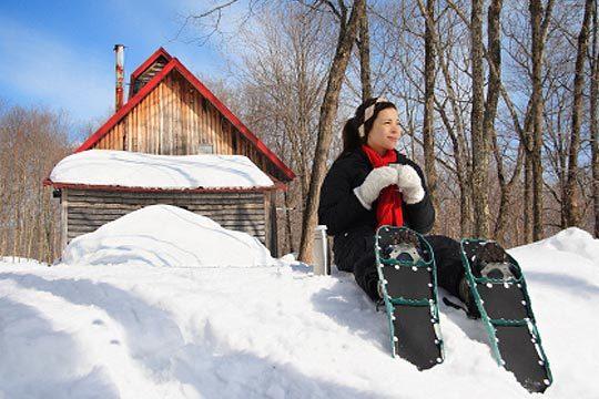Ruta de raquetas de nieve e iniciación a la orientación ¡La aventura te espera en Alto Campoo!