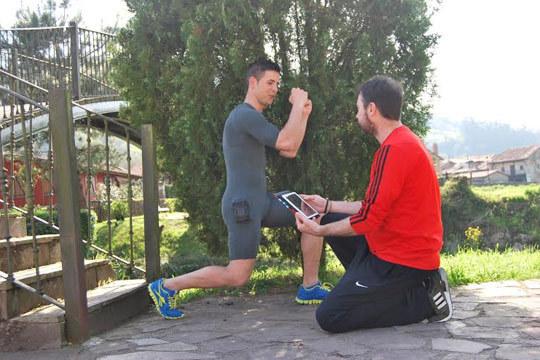Moldea tu cuerpo con 20 minutos de entrenamiento con 4 u 8 sesiones de Electroestimulación durante un mes en Get Fit Vitoria