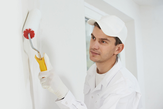 Dale un nuevo look a tu hogar pintándola entera o por habitaciones gracias a Izran Color ¡Tu casa parecerá otra!