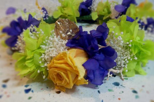 Ofertas Tocado De Flores Preservadas Para Bodas En Vitoria Gasteiz