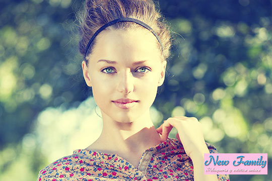 Limpieza facial profunda con tratamiento oxigenante con opción a lifting facial reafirmante, ampolla específica y dermoabrasión en New Family