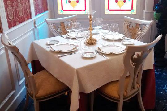 Menú de cocina tradicional y vanguardista en el restaurante Orpas
