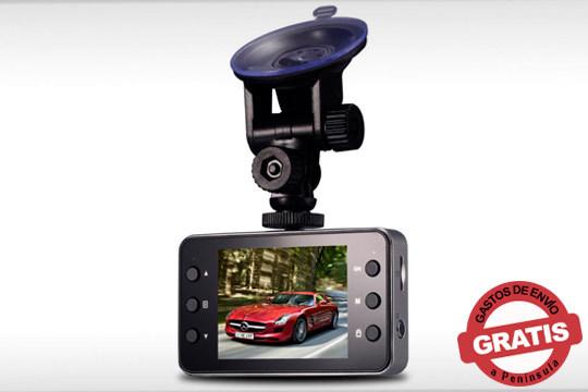 ¡Oferta solo para el Black Friday! Cámara compacta de coche de Alta Resolución con sensor de movimiento y visión nocturna