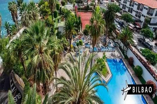 Tenerife ¡Vuelo de Bilbao + 7 noches en media pensión en hotel 4*!
