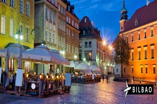 Semana Santa a Cracovia: Vuelo directo de Bilbao + 4 noches AD