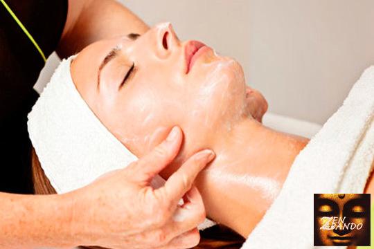 Elige entre 1, 3 o 5 tratamientos faciales con cristales de colágeno marino y oro en Zen Abando ¡Tratamientos exclusivos para tu rostro!