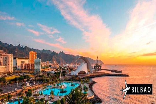 Vuelo de Bilbao + 7 noches en estudio en Tenerife ¡En otoño!