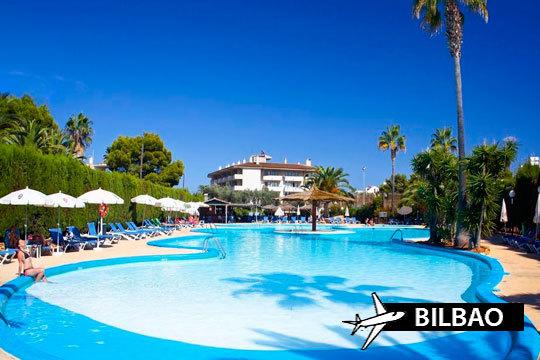 ¡Tómate unas merecidas vacaciones en agosto, el mes por excelencia! Vuelo de Bilbao a Mallorca en Todo Incluido