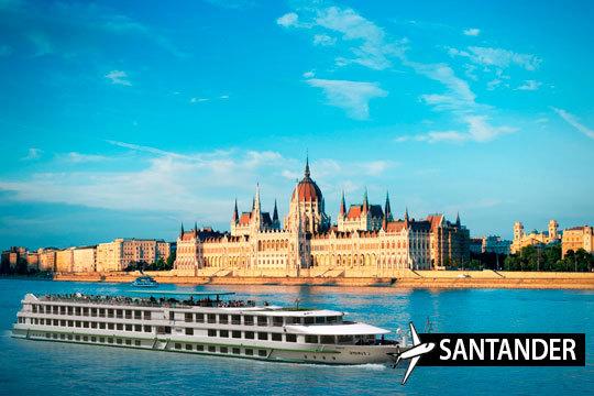 En febrero escápate a Budapest: 3 noches con desayuno y vuelo desde Santander ¡La historia de Europa en tus manos!