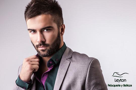 Elige entre 1 o 3 sesiones de peluquería masculina con lavado + corte a tijera o a máquina en Leyton ¡Te verás más guapo!
