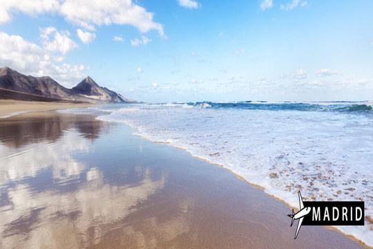 Semana Santa a Fuerteventura: Vuelo desde Madrid + 7 noches en apt.