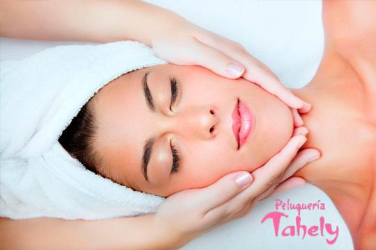 Presume de un cutis perfecto con una limpieza facial profunda con mascarilla flash y ácido hialurónico ¡Y añade un masaje con aromaterapia!!