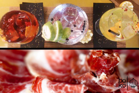 Tómate una buena copa en el Gastro Bar Boko acompañada de una ración ¡Y disfrútala en buena compañía!