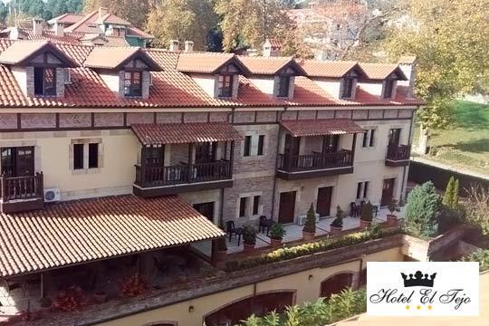 Escápate a Comillas con 2 noches con desayunos y comida típica en el Hotel El Tejo ¡Descubre la costa de Cantabria!