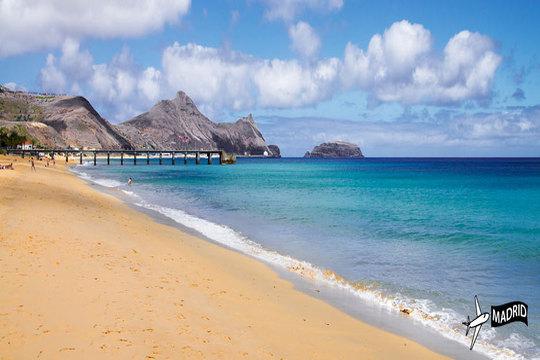 Visita Madeira en SS: Vuelo desde Madrid + 7 noches con desayunos
