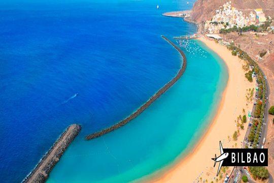 Puente de diciembre a Tenerife ¡Vuelo de Bilbao+ 4 noches en TI!