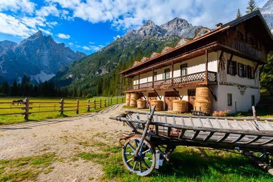 Descubre los Alpes esta Semana Santa  con un circuito de 5 días con salida desde Bilbao, Vitoria, Donostia y Pamplona