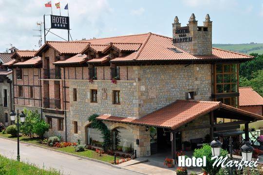 Escápate a Cantabria y desconecta ¡Noche con desayuno bufé en el hotel Marfrei 4* de Suances!