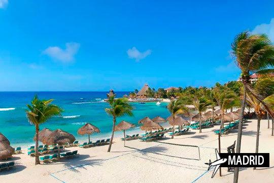 Increíbles vacaciones en Riviera Maya en el mes de julio con estancia en Todo Incluido en el hotel Catalonia Yucatán 4* ¡Incluye vuelo desde Madrid!