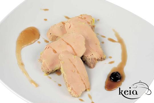 500 gr de Foie Mi-cuit elaborado tradicionalmente y listo para servir ¡100% hígado de pato!