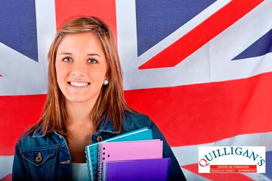 Mejora tu nivel de inglés con el curso intensivo presencial ideal para preparar el examen del First durante 1 mes en la Academia Quilligans