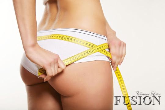 Elimina por completo la grasa acumulada con 2 o 4 sesiones de electroestimulación con entrenador personal en la clinica Láser Fusión Vitoria