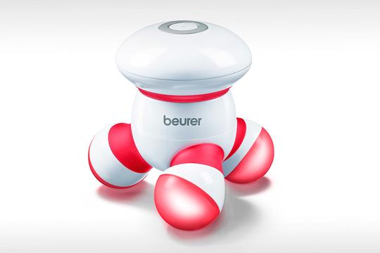 Mini aparato de masaje vibratorio