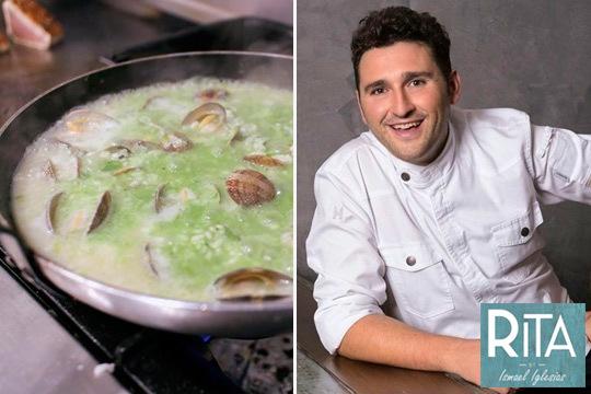 Master Class & Menú con el chef Ismael Iglesias
