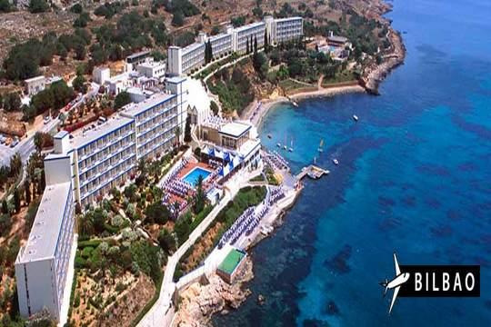 ¡Vacaciones en Malta! Vuelo de Bilbao + 7 noches en pensión completa