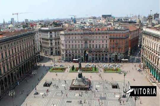 ¡Descubre Milán! 3 noches con desayunos y vuelo desde Vitoria