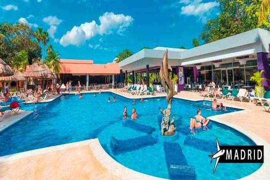 Diciembre a Riviera Maya: Vuelo + 8 noches en TI ¡Ultimas plazas!