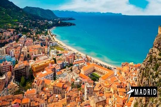 Semana Santa a Sicilia: Vuelo desde Madrid + 4 noches en hotel 4*