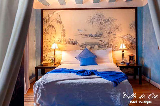 1 o 2 noches con desayuno en el hotel boutique Valle de Oca en Burgos ¡con opción a suite, cena y visita a Atapuerca!