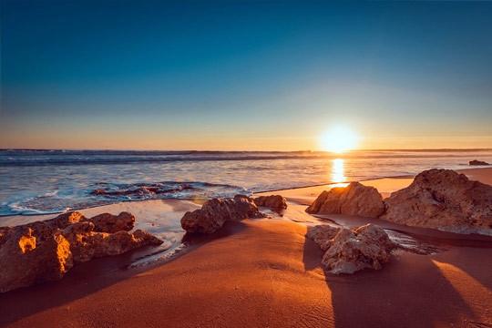 Vacaciones al sol de Portugal ¡7 noches con desayunos junto a la playa de arena Praia de Quiaios!