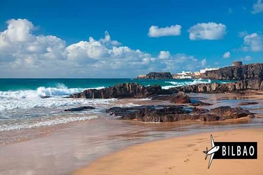 Fuerteventura: Vuelo directo desde Bilbao + 7 noches en TI