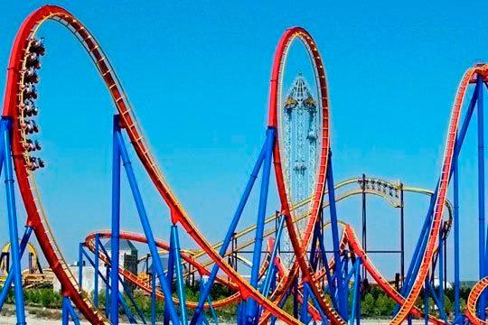 Visita con tu familia o amigos el Parque Warner de Madrid ¡1 o 2 días de diversión a raudales!