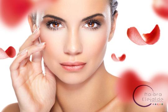 Facial Sublime de rosas ¡Potencia tu colágeno, elastina y ácido hialurónico!