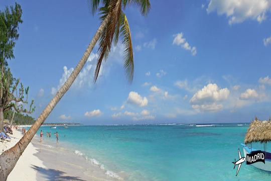 Noviembre en Punta Cana: Vuelo + 7 noches en T.I. en hotel 4*