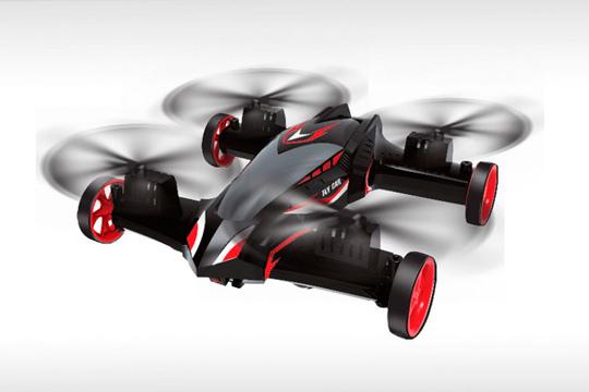 Disfruta y pon a volar este drone car con wifi y cámara ¡Es el drone que estabas buscando!