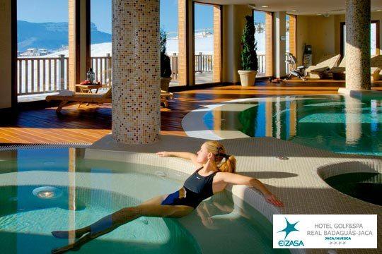 Disfruta de una escapada inolvidable a Jaca con 1 o 2 noches en el hotel Real Golf & Spa Badaguás ¡Incluye desayuno y Spa!