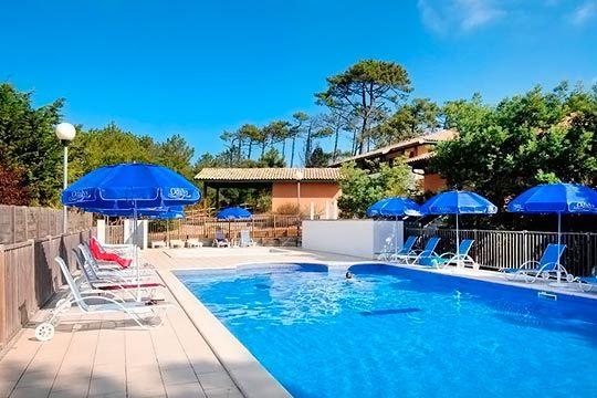 Del 12 al 17 de abril disfruta de unas merecidas vacaciones en un apartamento con jardín o terraza para 6 personas en Odalys Bleu Ocean en Moliets
