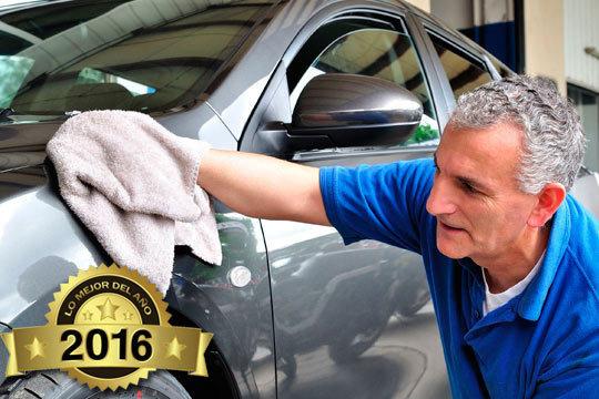 Tu coche como nuevo en Auto Eder con un lavado a fondo interior y exterior ¡y más opciones!