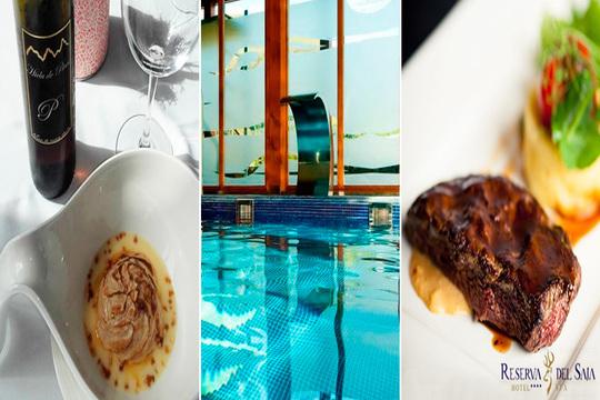 Disfruta de una sesión de spa de 60 minutos en el Hotel & Spa Reserva del Saja ¡Con opción a menú!