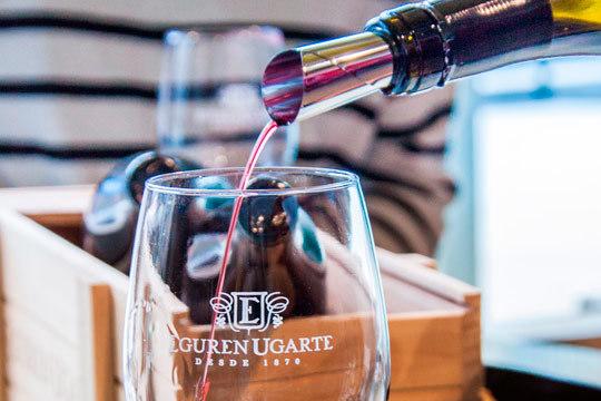Descubre la textura, olor y sabor de los vinos Eguren Ugarte y degusta una ración de dulce o salado