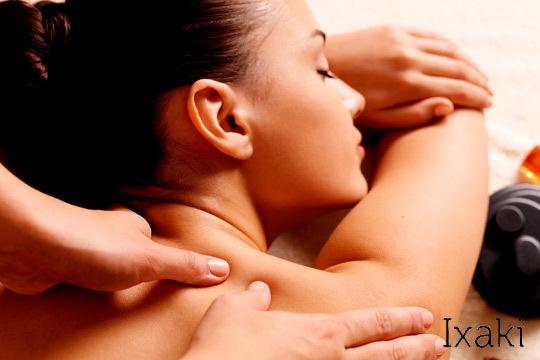 En el centro de estética Ixaki combatirás el estrés con un masaje descontracturante de 45 minutos