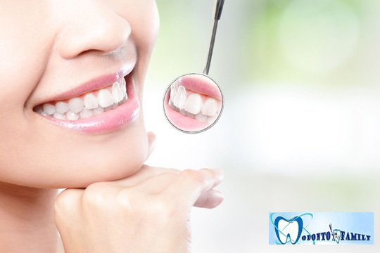 1 o 2 empastes + limpieza bucal con ultrasonidos, revisión, diagnóstico, pulido y fluorización en Odontofamily