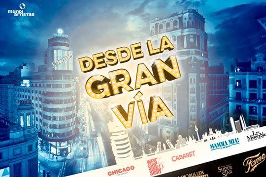 No te pierdas el musical `Desde la Gran Vía' en el teatro Campos Elíseos los próximos 10 y 11 de febrero