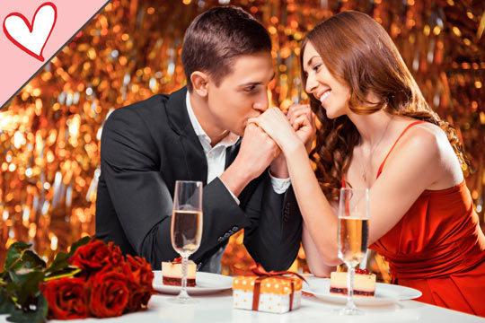 ¡En San Valentín! cena romántica con monólogo en el hotel Lakua