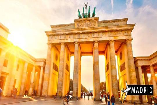 Puente de diciembre a Berlín ¡Vuelo + 4 noches + desayuno!